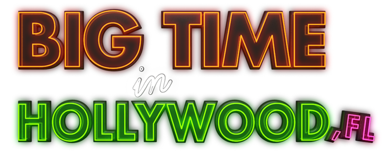 Big Time in Hollywood