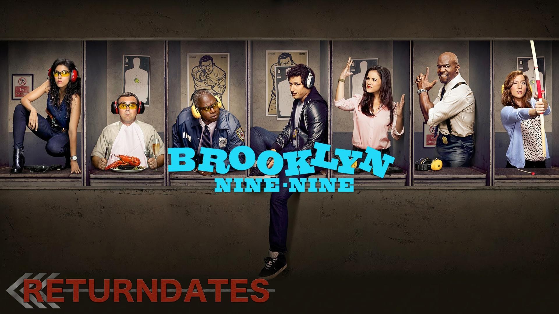 Brooklyn nine nine air dates