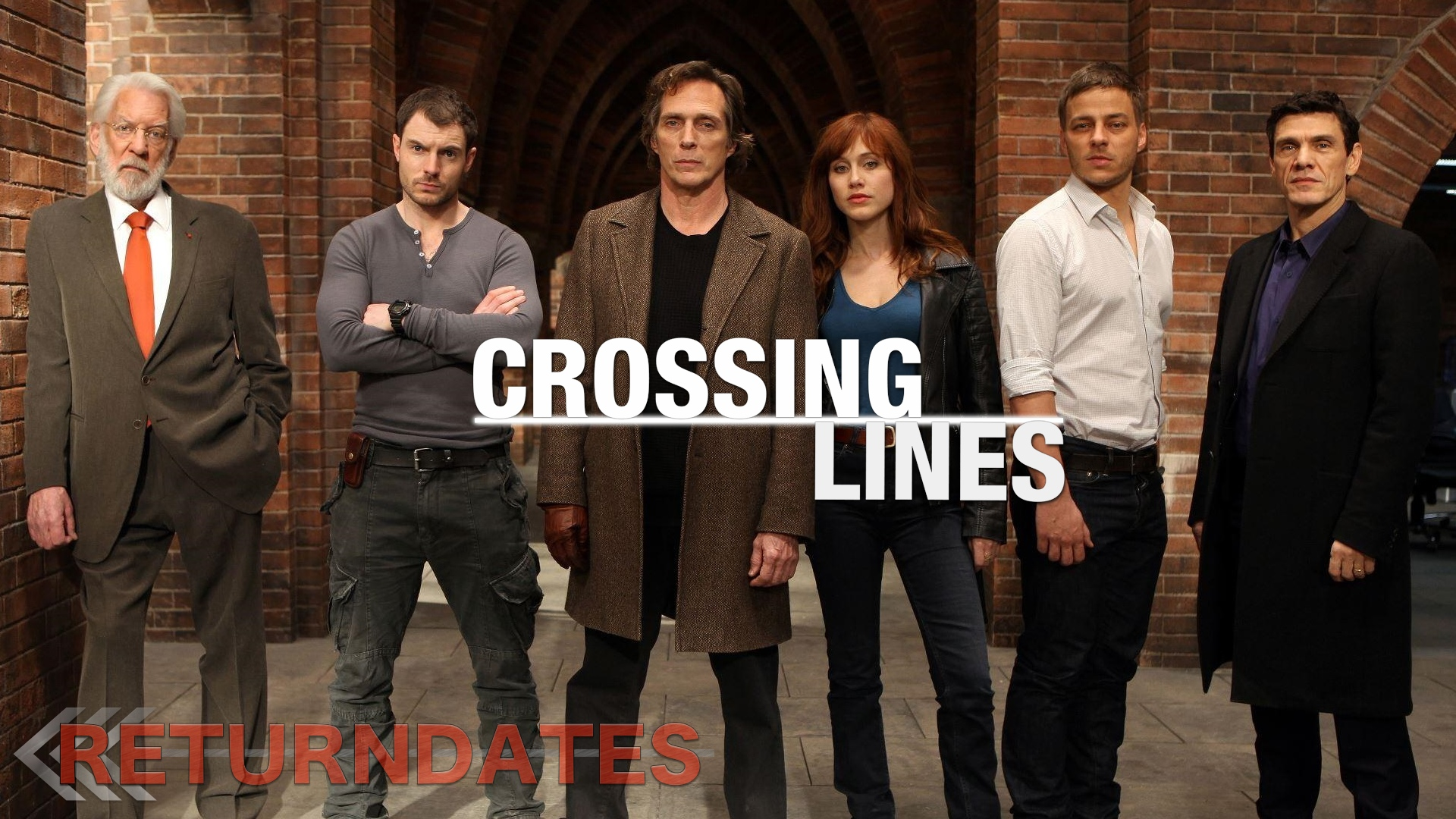 Crossed The Line Quotes: Crossing Lines Return Date 2018