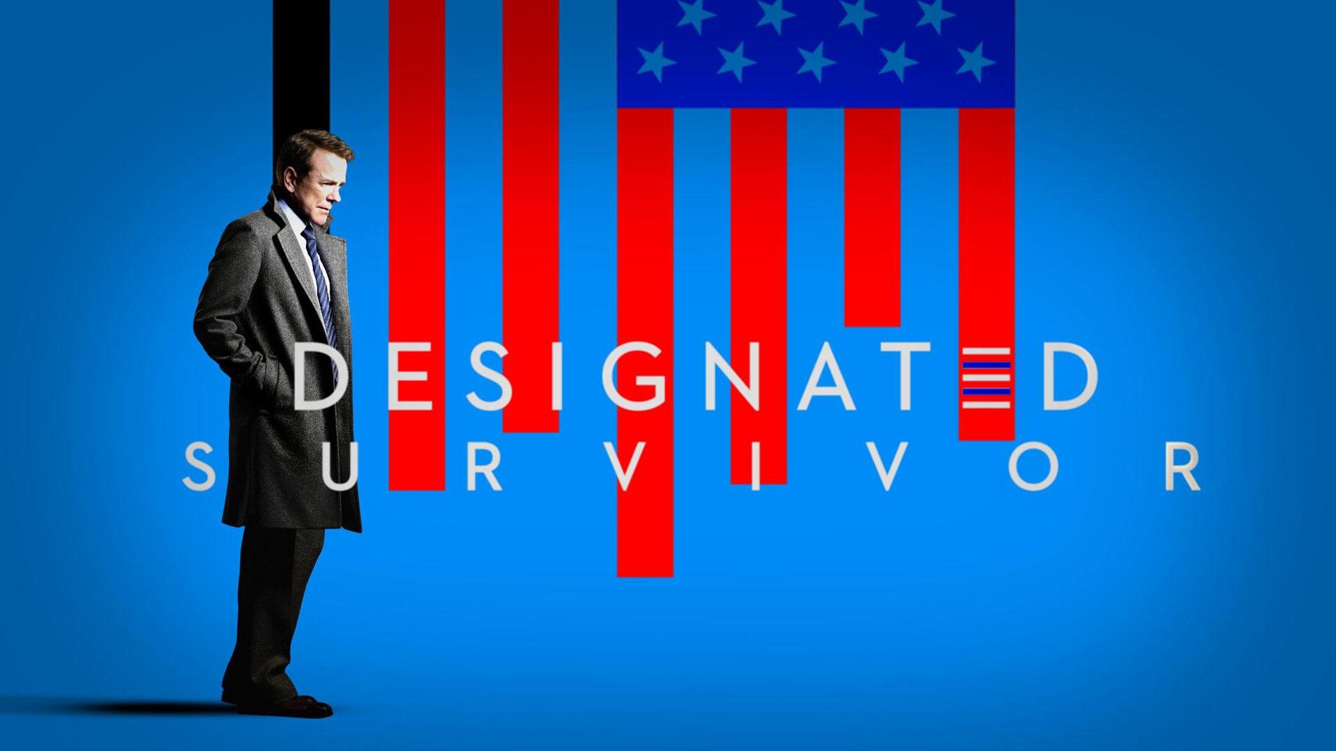 دانلود فصل دوم سریال بازمانده برگزیده Designated Survivor