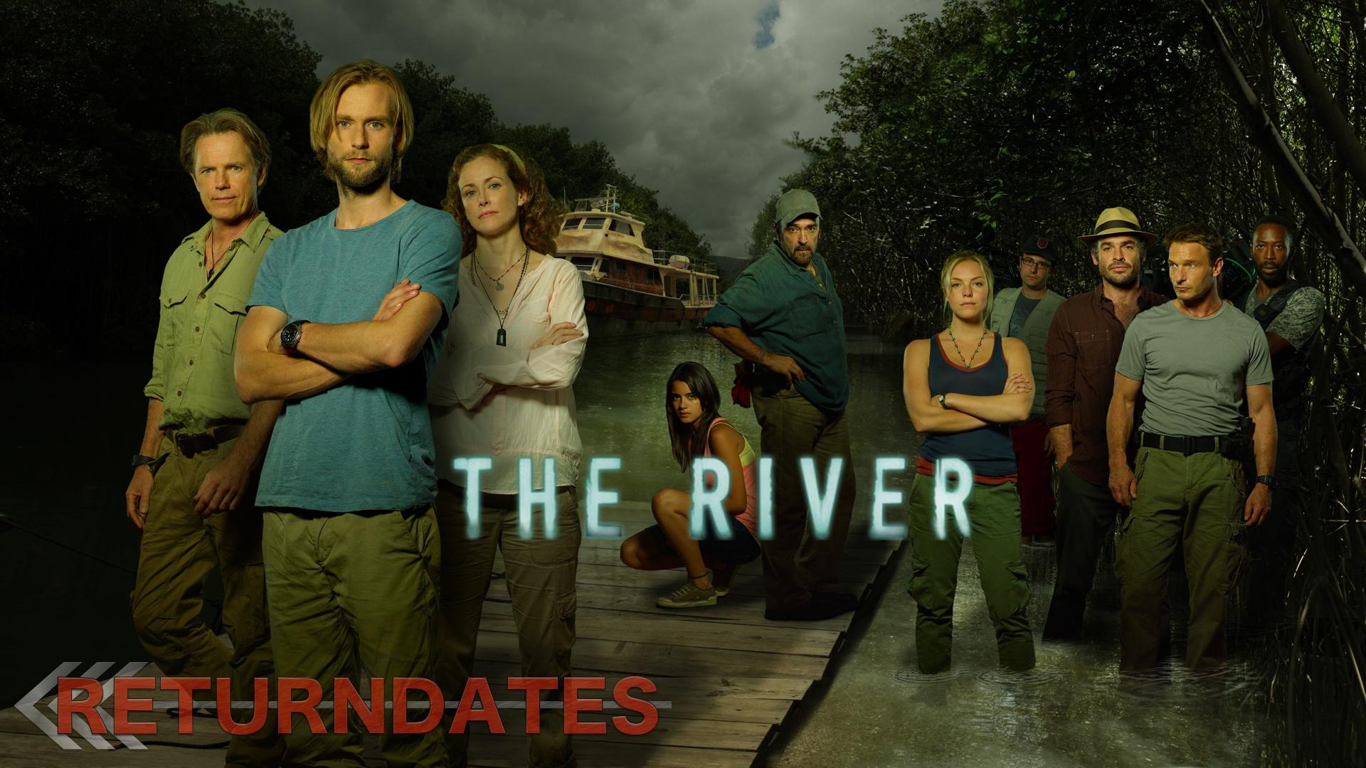 Tv show return dates