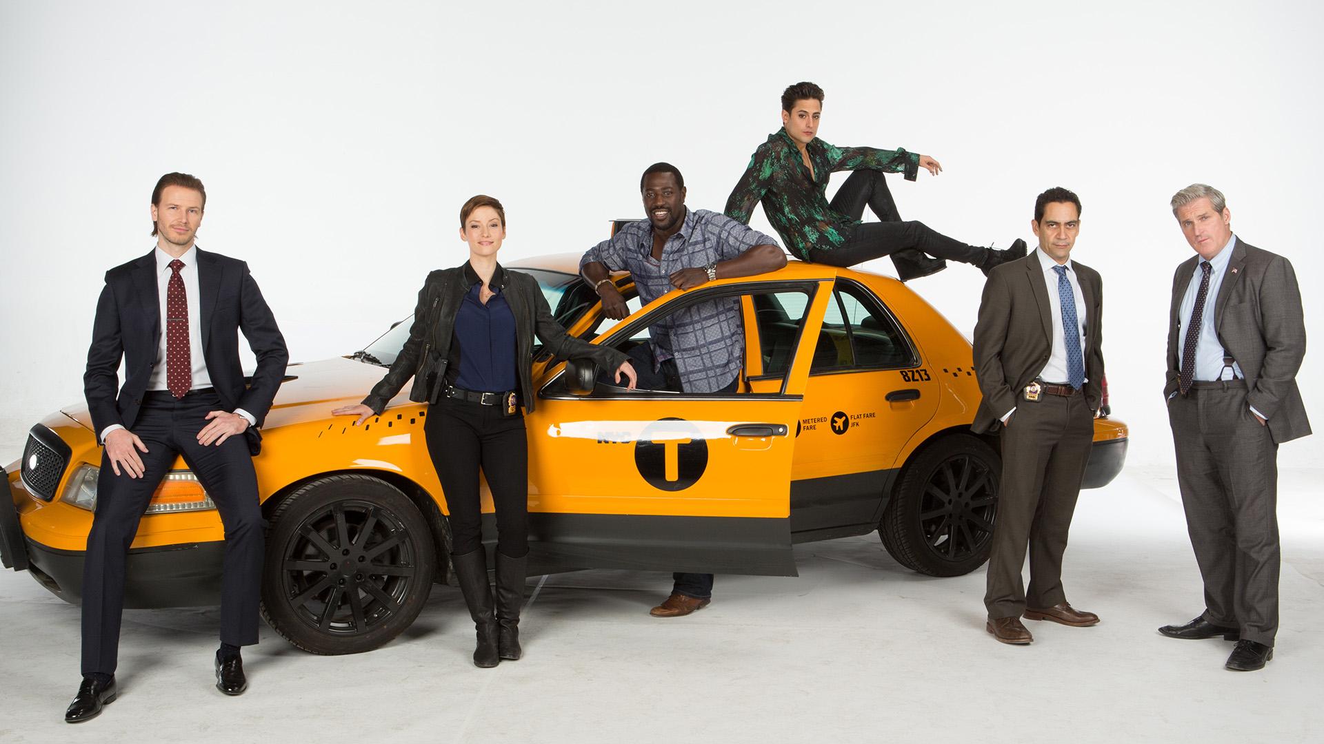 Taxi Brooklyn TV Show