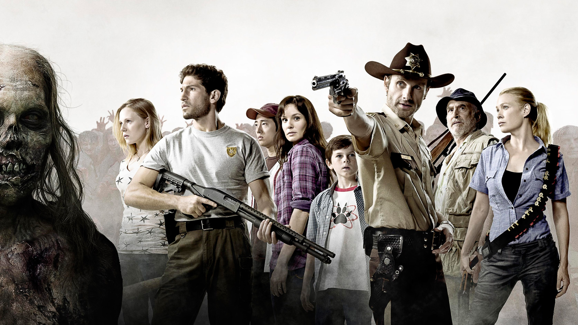tv show walking dead