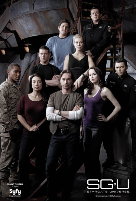 show stargate universe season 0 return date canceled website epguides
