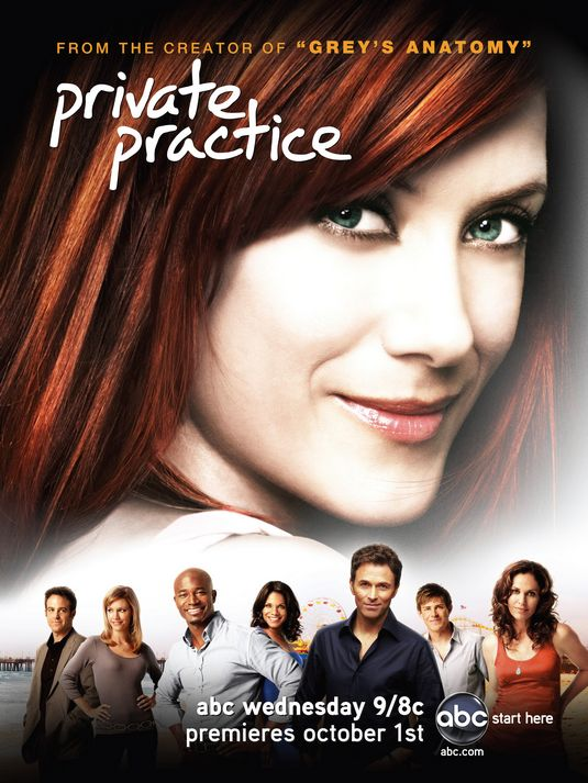 show private practice season 0 return date canceled website epguides